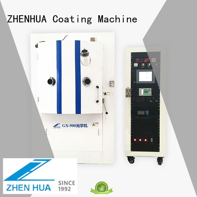 dielectric film reflection film optical thin film coating ZHENHUA Brand