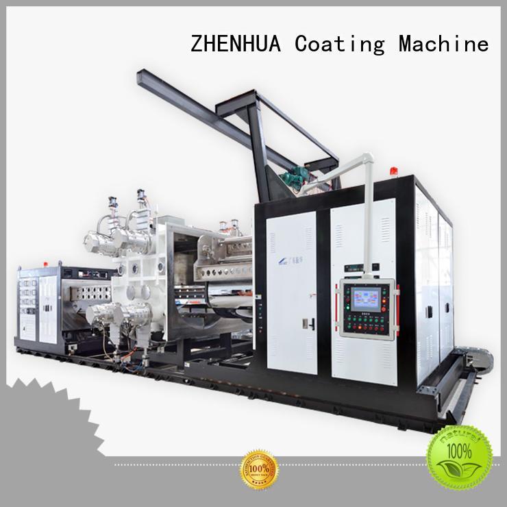 ZHENHUA roll roller coating machine customized for Si3N4