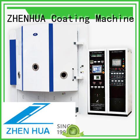 dielectric film spectroscopic film band pass film ZHENHUA Brand Optical Coating Machine supplier
