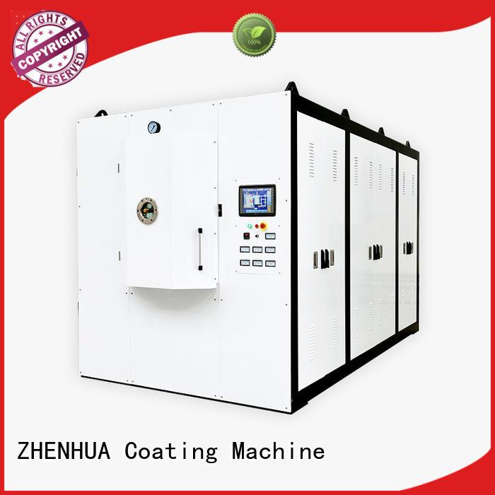 zck1250super hard film coating system customized for titanium ZHENHUA