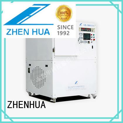 Quality ZHENHUA Brand Auto-Lamp Protective Film Coating Equipment autolamp high end