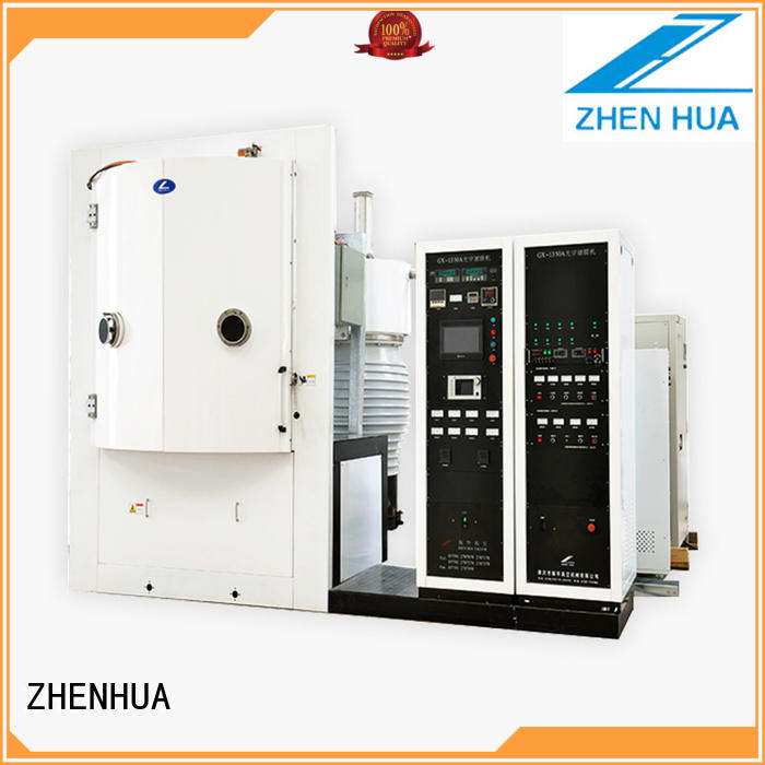 ZHENHUA Brand reflection film filter film spectroscopic film custom optical thin film coating