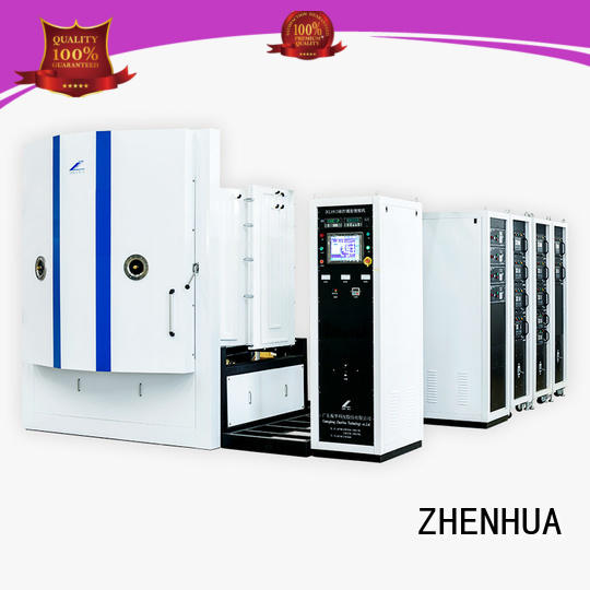 Experimental Magnetron Copating Machine super film experimental ZHENHUA Brand Magnetron Sputtering Coating machine