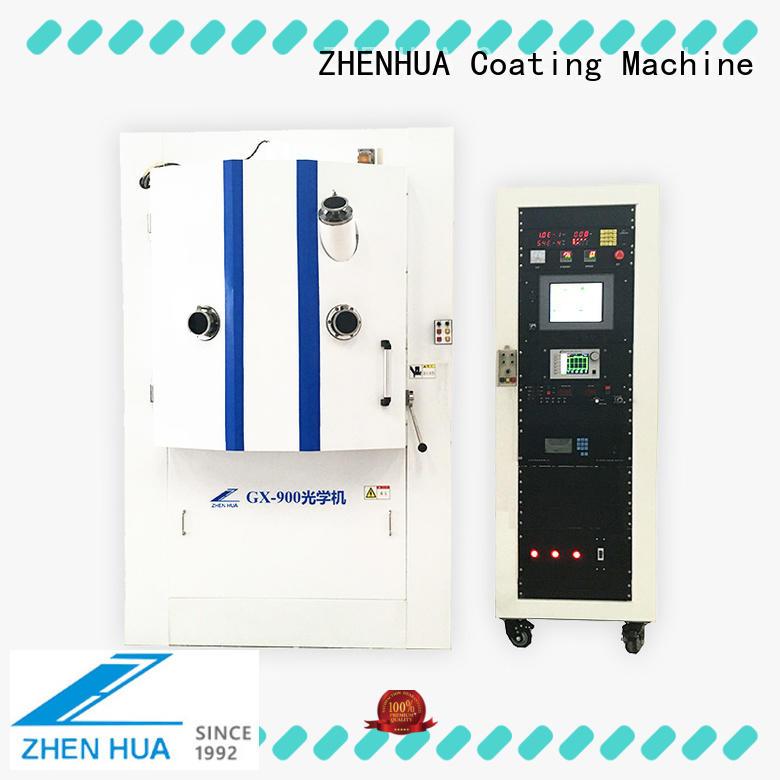 PLC optical coating equipment fully automatic for band pass film ZHENHUA