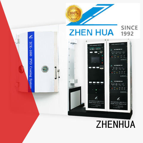 ZHENHUA Brand hard plating film Experimental Magnetron Copating Machine experimental