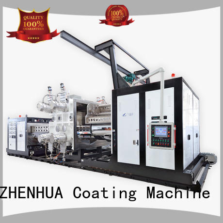 trains dielectric film ships OEM Roll to Roll Coating Equipment ZHENHUA