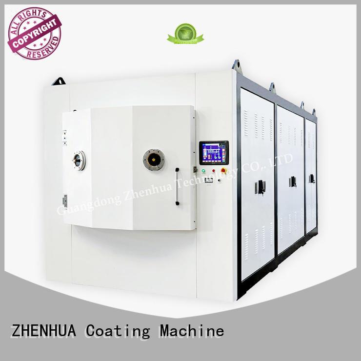 Hot super Magnetron Sputtering Coating machine magnetic control film ZHENHUA Brand