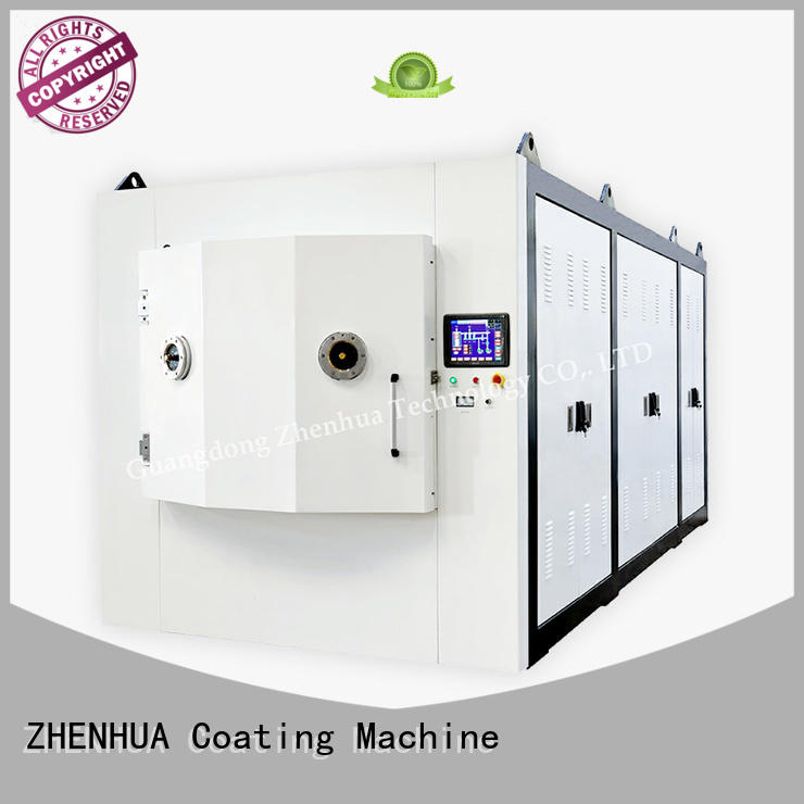 magnetron Custom magnetic control experimental Magnetron Sputtering Coating machine ZHENHUA optical