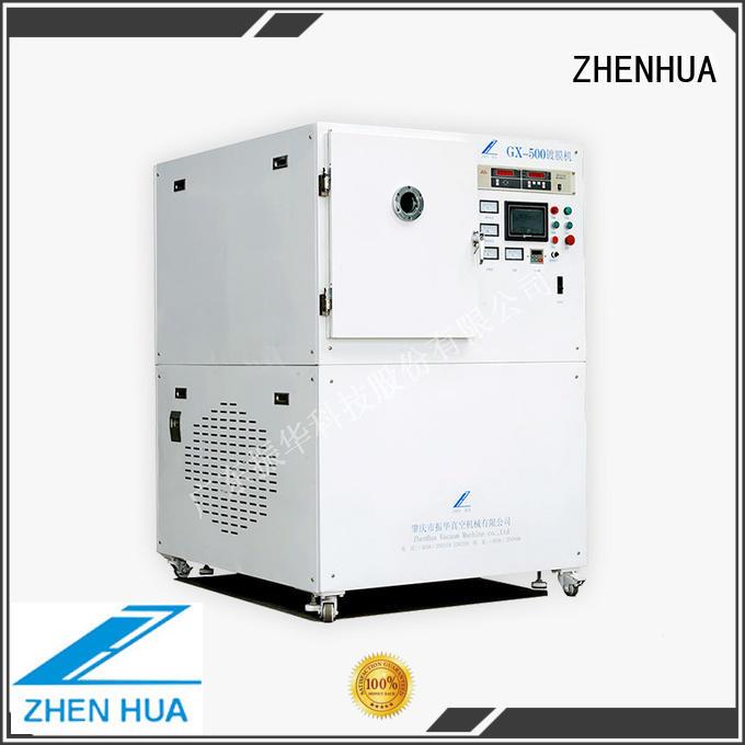 autolamp protective decorative ZHENHUA Brand Auto-Lamp Protective Film Coating Equipment factory