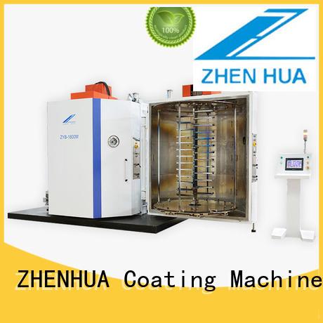 Auto-Lamp Protective Film Coating Equipment protective autolamp ZHENHUA Brand Decorative Film Coating Equipment