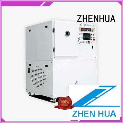 decorative Custom evaporation protective Decorative Film Coating Equipment ZHENHUA film