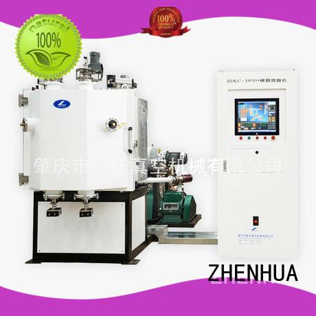 Wholesale plating Experimental Magnetron Copating Machine ZHENHUA Brand