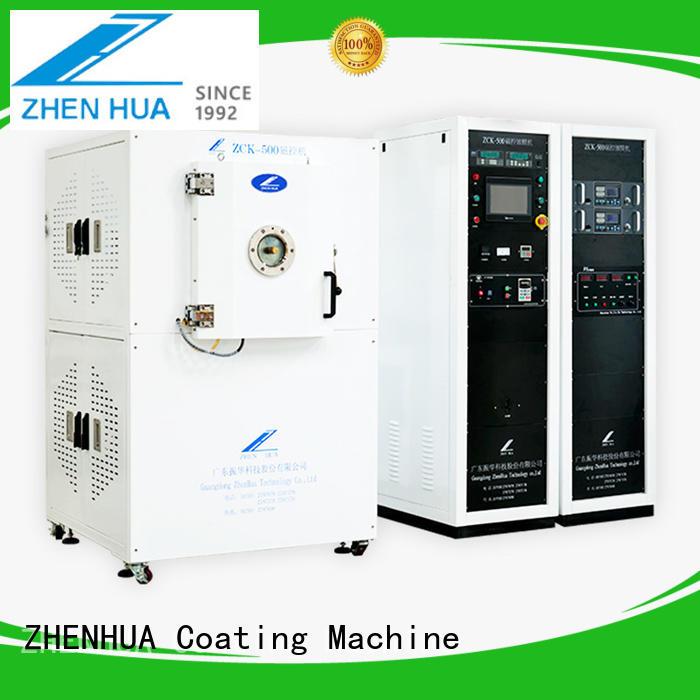 ZHENHUA optical paint coating machine supplier for ceramics