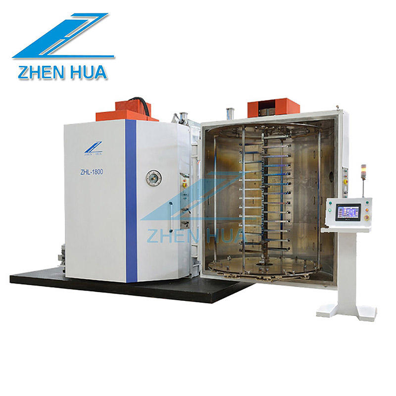 High-End Plastic Part Decorative Film Coating Machine FM1819
