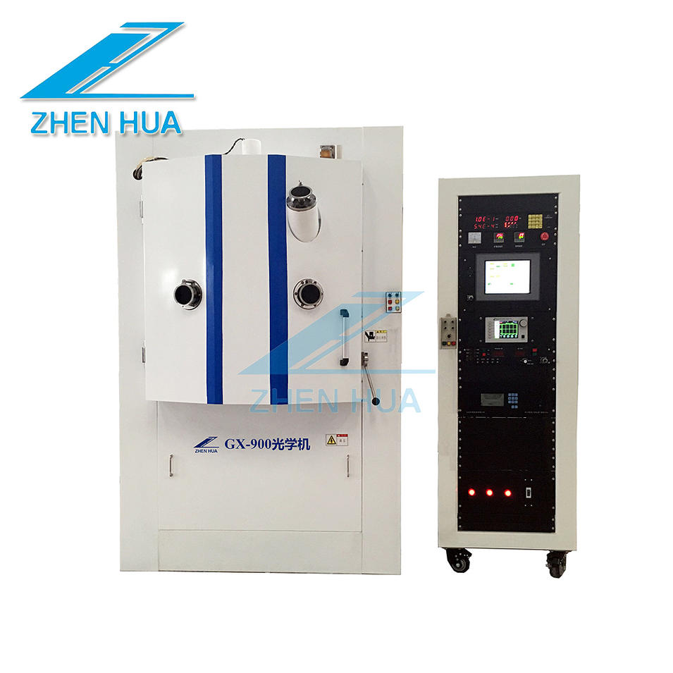 GX900 Optical small lens coating machine Lab optical machine