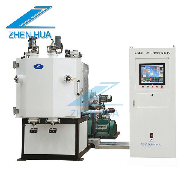 DLC hard coating machine/Diamond like Carbon vacuum PVD coating system ZDLC1050