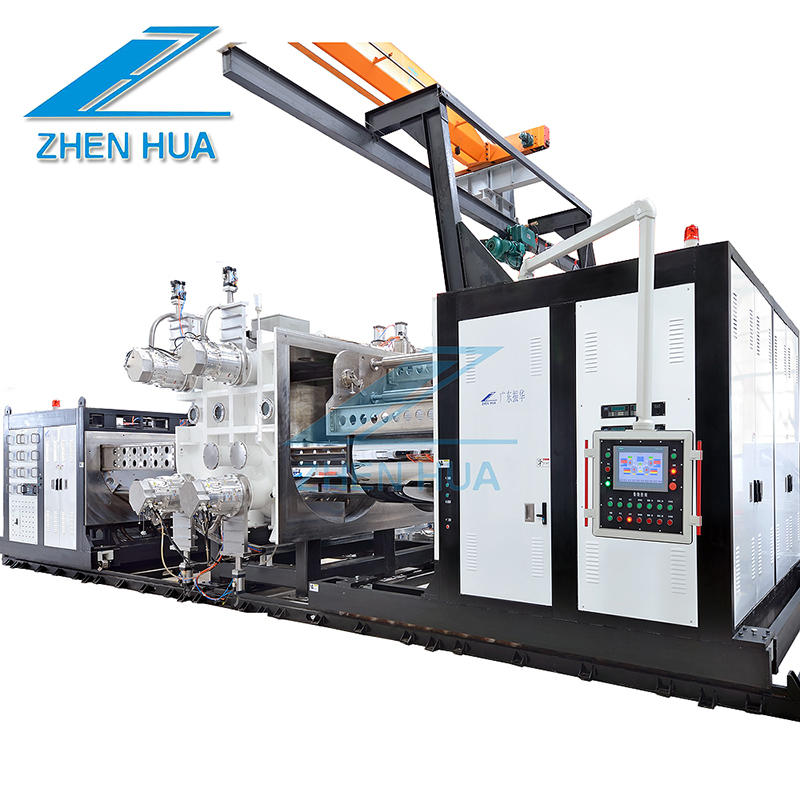 Roll to roll coating machine/PECVD roll to roll coating machine/Flexible roll coating machine RCX1100