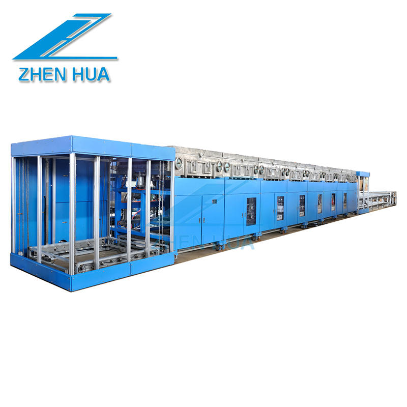 Inline coating machine/coating production line/Continuous Coating Line PECVD800