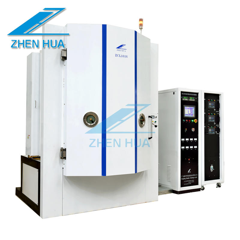 ZCL1616 Anti-fingerprint AF coating machine Magnetron Sputtering Coating Machinery PVD vaccum coating equipment