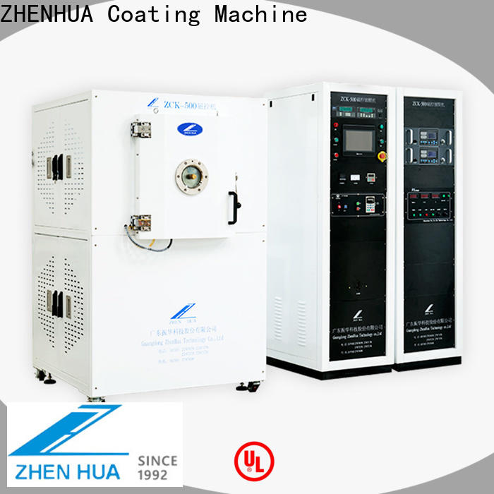 ZHENHUA optical optical film plating machine supplier for factory