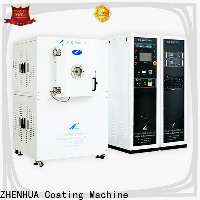 ZHENHUA plating optical film plating machine personalized for industry