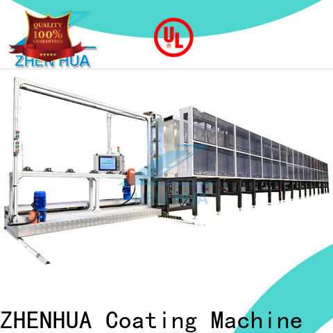ZHENHUA protective sputter coating system inquire now for metal
