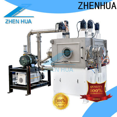 ZHENHUA plasma cleaning equipment series for metal