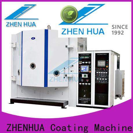 ZHENHUA optical coating equipment factory for spectroscopic film