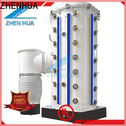 ZHENHUA magnetron sputtering system design for industry