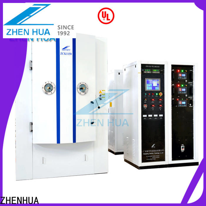 ZHENHUA sputtering process factory for ceramics