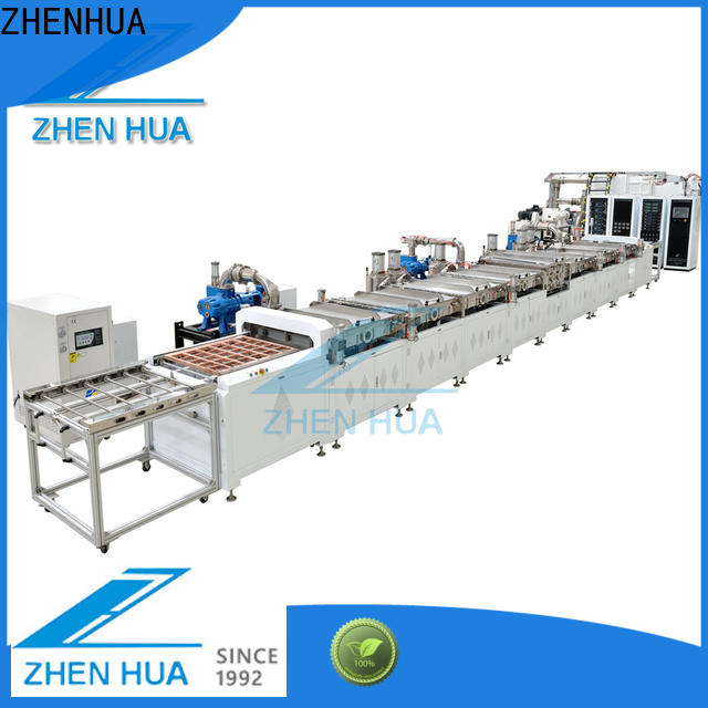 protective Inline Sputtering System factory for ceramics