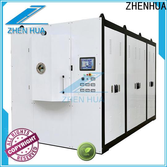 ZHENHUA film coating equipment wholesale for titanium