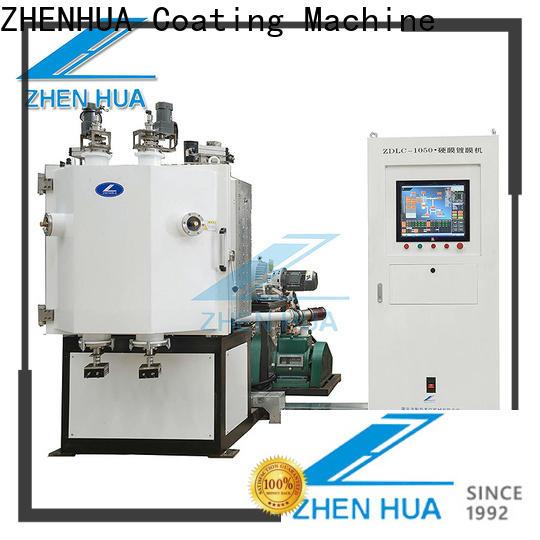 ZHENHUA anti greasy film coating equipment personalized for mold