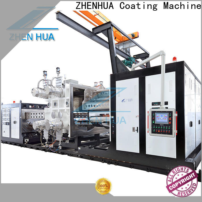 ZHENHUA stainless steel Roll to Roll Coating Equipment customised for SiO2