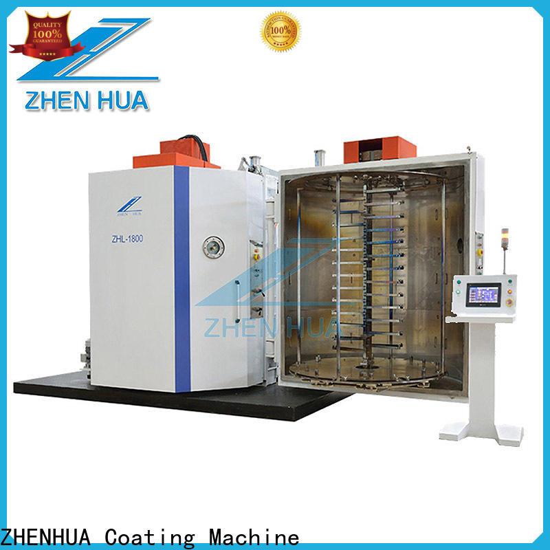 ZHENHUA hot selling decorative plastic film coating machine customized for industrial