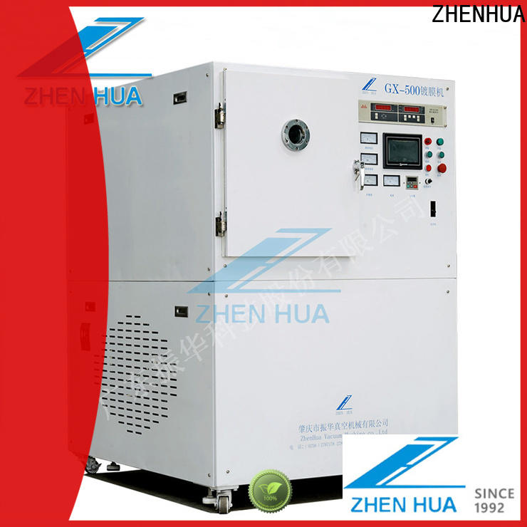 ZHENHUA anti-pollution plasma cleaning equipment manufacturer for ceramics