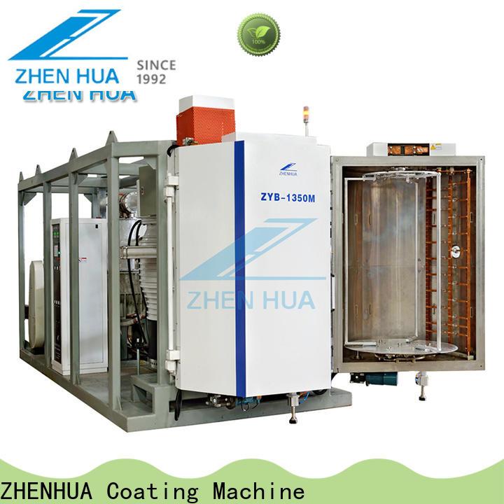 ZHENHUA sturdy protective film coating machine customized for industry