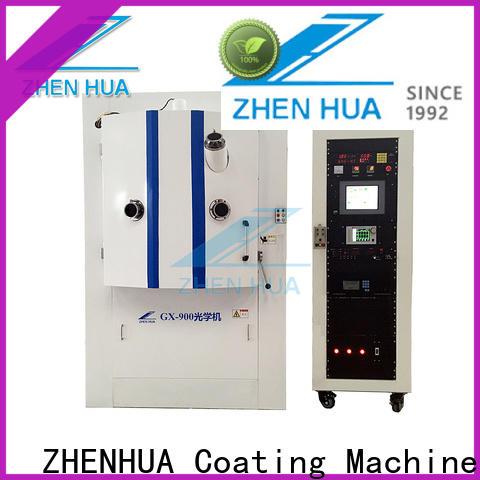 ZHENHUA optical coating equipment inquire now for filter film