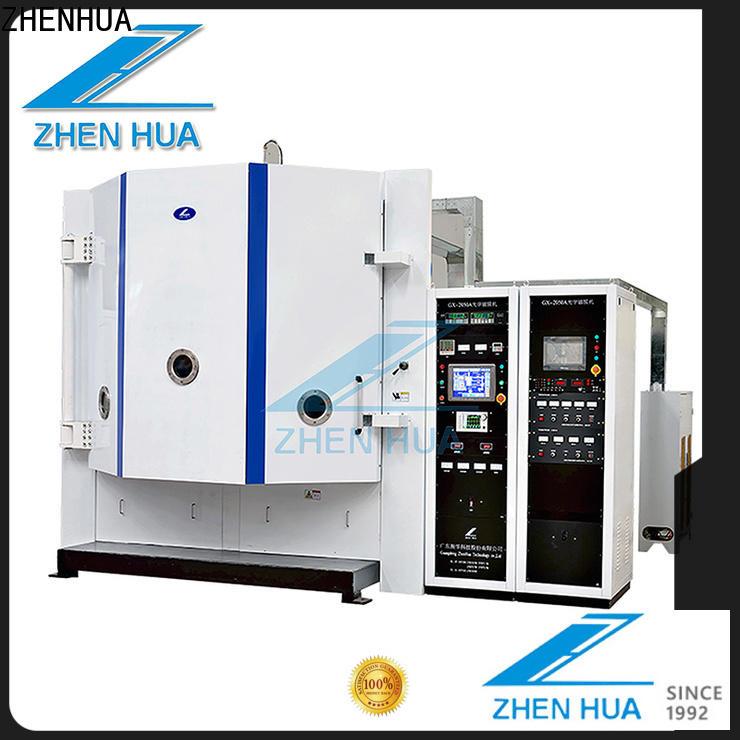 ZHENHUA optical mirror coating design for reflection film