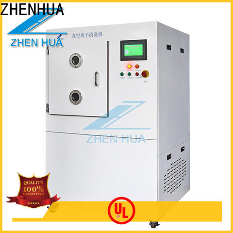 ZHENHUA plasma cleaning equipment manufacturer for metal