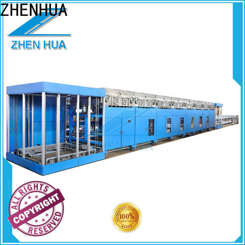ZHENHUA anti-pollution sputter coating system inquire now for nylon