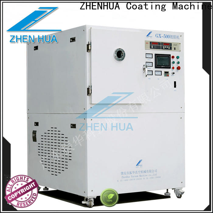 ZHENHUA plasma cleaning equipment customized for ceramics