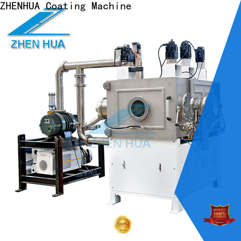 ZHENHUA stainless steel plasma cleaning equipment manufacturer for ceramics