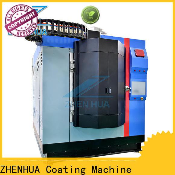 ZHENHUA automatic film coating machine personalized for factory