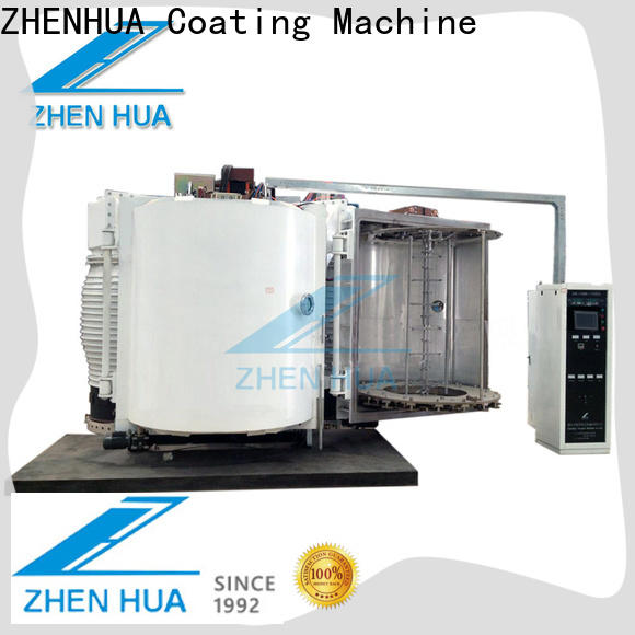 ZHENHUA quality decorative film coating machine from China for factory