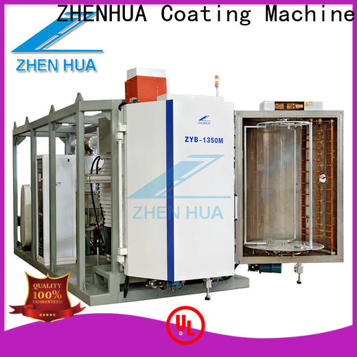 ZHENHUA film coating system directly sale for factory