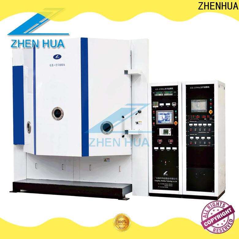 ZHENHUA quality optical coating equipment design for band pass film