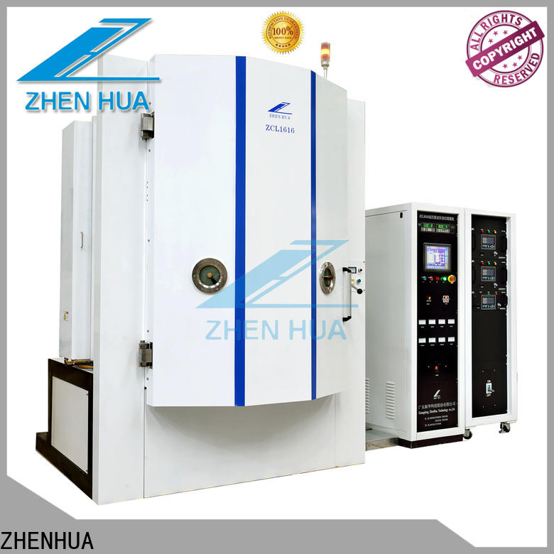 ZHENHUA anti fingerprint coating machine series for ceramics