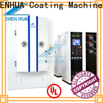 ZHENHUA multiple arc sputtering equipment with good price for factory