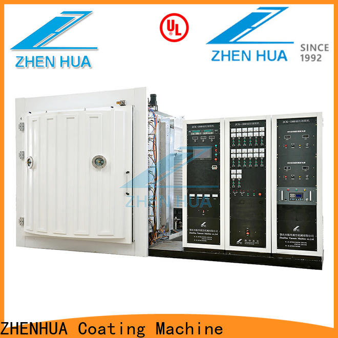 ZHENHUA durable arc sputtering equipment inquire now for industry